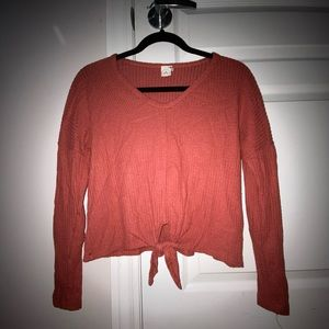 Knitted-style Shirt